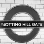 #london #underground #tube #nottinghillgate