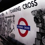 Charing Cross Station #charingcross #tube #underground #stop #londra #london #charingx #nationalrail #bakerlooline #northernline #westminster