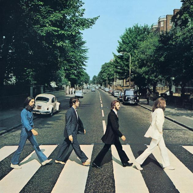 Abbey Road Studios Crossing