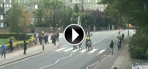 Abbey Road Studios Webcam