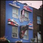 Shoes a Camden Town! #camdentown #camden #londra #london #uk #shoes #sneakers #alternative #punk