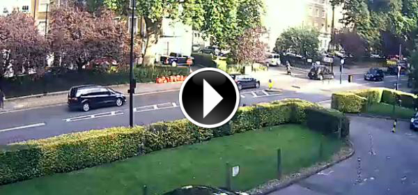 Paddington Hyde Park Webcam