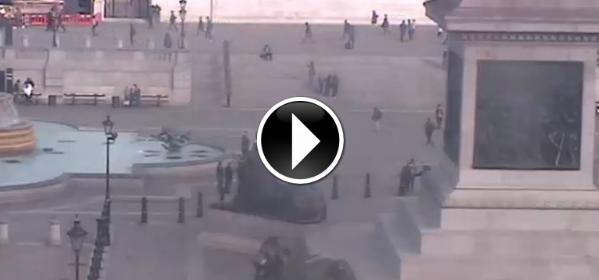 Trafalgar Square Webcam
