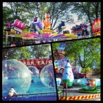 Come ritornare bambini... #turnhamgreenfunfair #rollercoaster #funfair #londra #london #londonlife #games