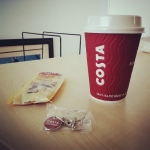 #free #costa #snacks #drinks #today #office #chiswickbusinesspark #chiswick #london