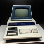 #Commodore #PET #2001 #8bit #1977 #Personal #Electronic #Transactor #Barbican #Centre #London #DigitalRevolution