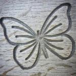 #wooden #butterfly #richmondpark #bench #london