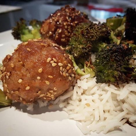 Lovely #meatballs from #gousto!