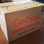 Fantastic #goustobox from #gousto this week!