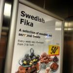 Che dire? Bona! #swedish #fika #ikea #london