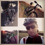 My beauties! New entry the #london #roadbike with #pride and #honor