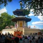 #29th #anniversary #thepeacepagoda #batterseapark #park #london