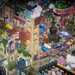 #Pixel #Picture #Art #Barbican #Centre #London #DigitalRevolution