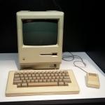#Apple #Macintosh #128K #1984 #Barbican #Centre #London #DigitalRevolution
