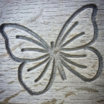 #wooden #butterfly #richmondpark #bench #london