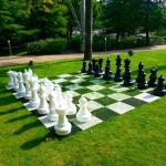 Anybody #fancy a #chess #game ? #chiswickbusinesspark #chiswick #london #londra #scacchi